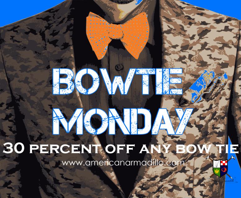Bow Tie Monday